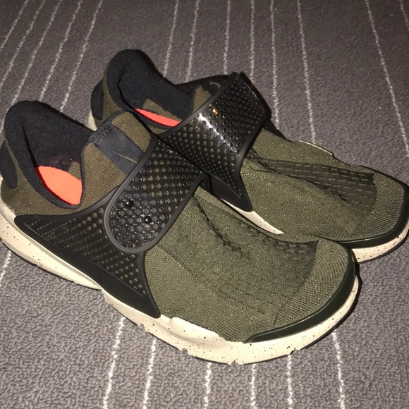 Nike Shoes   Olive Sock Dart   Poshmark